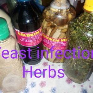 Vaginal Yeast Infection Herbs