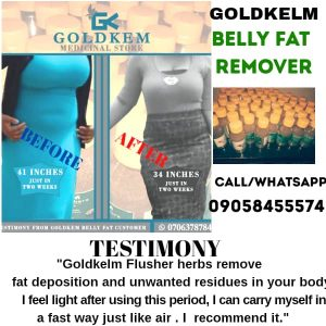 BELLY FAT REMOVER
