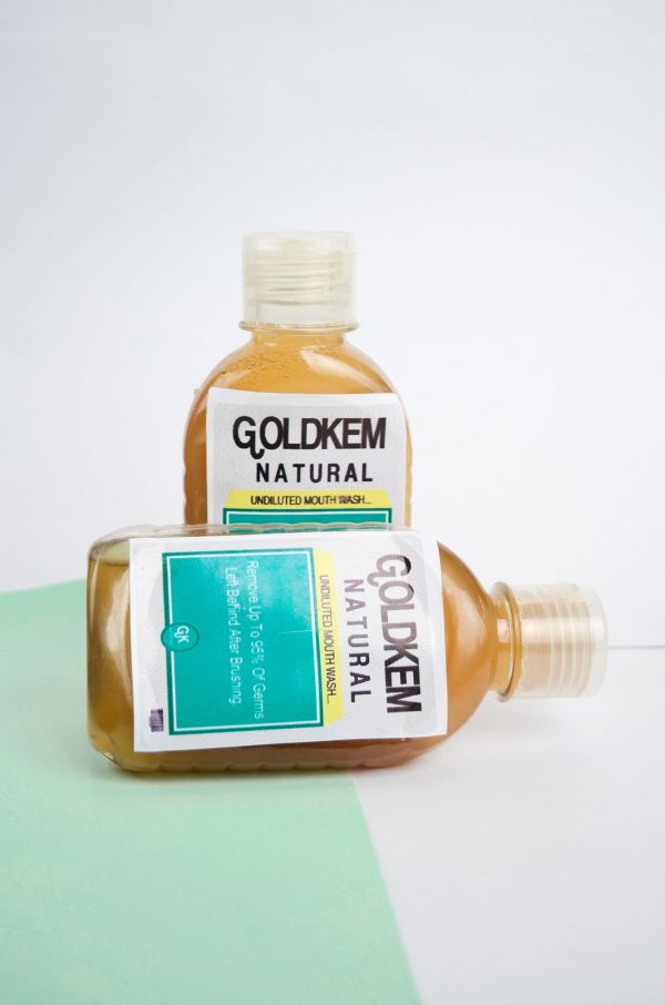 Undiluted Mouth Wash